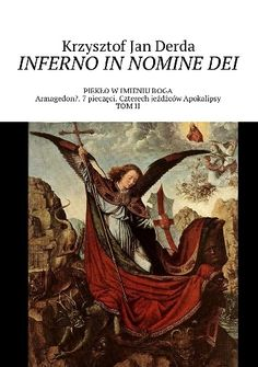 Okładka książki INFERNO IN NOMINE DEI Tom 2