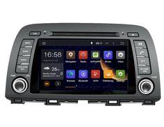 RAM 2GB Android 7.1 Fit MAZDA 6 mazda6 / ATENZA/CX-5 2013 2014 - 2016 CAR DVD player Multimedia Navigation GPS NAVI Radio STEREO #Affiliate