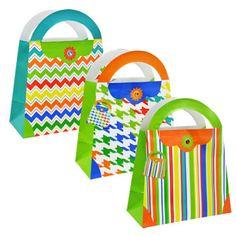 bulk voila diecut gift bags at