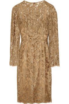 Dolce & Gabbana|Lace dress