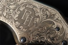 Engraved 1866 Winchester Rifle  (Engraving by Otto Carter, Abilene, TX.  www.ottocarter.com)