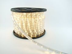 LUISHA Warm White LED Flexible Rope Light Kit for Indoor Outdoor Lighting Home Garden Patio Shop Windows Christmas New Year Wedding Birthday Party Event -- See this great product. (This is an affiliate link) Outdoor Gardens, Indoor Outdoor, Christmas Rope Lights, Christmas And New Year, Shop Windows, Outdoor Lighting, Home And Garden, Patio, Led
