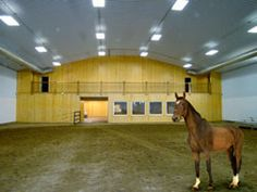 , over two million people own horses, so it is no wonder that the number of indoor horse arenas is on the rise. Equestrian Outfits, Equestrian Style, Equestrian Fashion, Horse Arena, Indoor Arena, Horse Accessories, Riding Lessons, English Riding, Building Systems