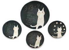 endearing ceramic works of Makoto Kagoshima | Cutesign
