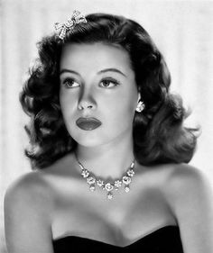 Gloria Dehaven--A wonderful actress and singer! She passed away at 91 August 1, 2016. R.I.P. <3