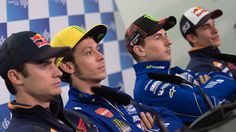 From Vroom Mag... Grand Prix of Qatar: Pre-event MotoGP press conference