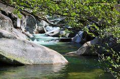 Ruta a Los Pilones. Reserva Natural Garganta de los Infiernos. Valle del Jerte