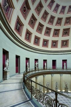Inside view of one of the museums | Museumsinsel berlin | Top 6 places to visit in Europe