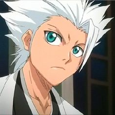 I am bored out of my brains so here is a random picture of Captain Hitsugaya.