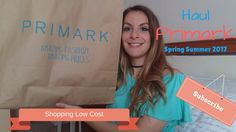 HAUL PRIMARK SHOPPING LOW COST SUMMER 2017