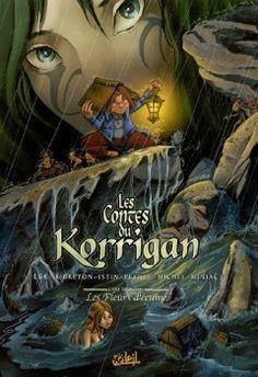 Couverture Les Contes du Korrigan, tome 3 : Les fleurs d'écume