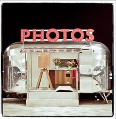 Photo Emporium Airstream Van