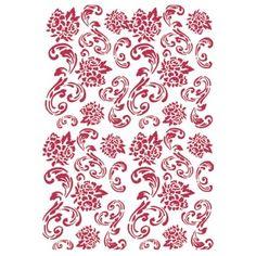 PLANTILLA STENCIL - TRAZOS MANUALIDADES http://tienda.trazosmanualidades.com/epages/ea8871.sf/es_ES/?ObjectPath=/Shops/ea8871/Products/KSM021
