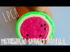 LPCH - Kawaii Watermelon Squishy Tutorial