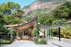 50 fachadas de casas de sonho publicadas na Arquitetura & Construção - Casa