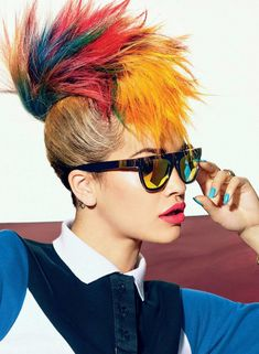Snapshot: Rita Ora by Richard Burbridge for Teen Vogue August 2013 Teen Vogue, Rita Ora, Richard Burbridge, Vogue Photo, Punk Princess, Celebs, Celebrities, Oras, Swagg