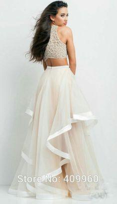2 Piece Prom Dresses, White Prom Dress, Sexy Prom Dresses, Rhinestone Prom Dresses, 2015 Prom Dresse on Luulla Sequin Prom Dresses, Prom Dresses 2016, Unique Prom Dresses, Tulle Prom Dress, Prom Party Dresses, Quinceanera Dresses, Ball Dresses, Occasion Dresses, Sexy Dresses