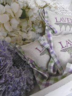 Lavender sachets...... pop them in with your private things and let the odor permeate the drawer and the clothing..