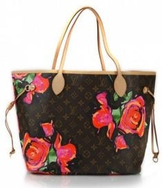 Louis Vuitton Stephen Sprouse Neverfull MM Bag