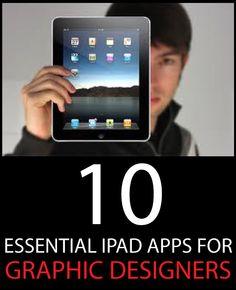 10 Essential iPad apps for graphic designers
