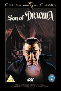 Son Of Dracula (1943) | » Horror DVDs A certain Count Alucard relocates from Budapest to the swamps of the American Deep South, where he finds plenty to get his teeth into. Stylish directorial effort from Siodmak, who would later make his mark with noir classics such as The Killers.