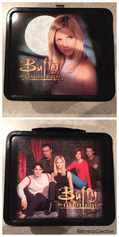 Buffy the Vampire Slayer Lunchbox.  #btvscollector #btvs #buffy #buffythevampireslayer