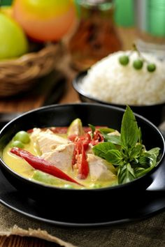 Thai Green Curry | Foodie: Your Recipes. Your way.