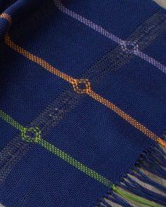 Weaving and sprang technique.