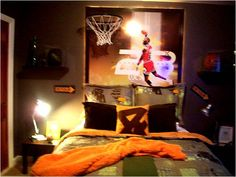 basketball rooms | Key Interiors by Shinay: Before and After- He Loves Basketball