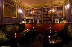 Rive Gauche: O pequeno e charmoso bar do L'Hôtel