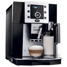 Best super automatic espresso machine -Delonghi ESAM5500B Perfecta Digital Super-Automatic Espresso Machine