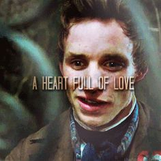 Look at his face! This is the moment I fell in love with Marius even though he still sometimes makes me a little mad