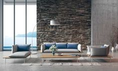 Outdoor Vail lounge goes to indoor. Outdoor Sectional, Teak, Lounge, Indoor, Products, Airport Lounge, Interior, Drawing Rooms, Lounges