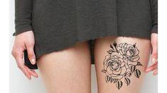 DIY : comment se faire un tattoo maison sans aiguilles et sans douleur