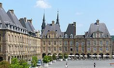 Charleville Merzierez France ... spend many summers there