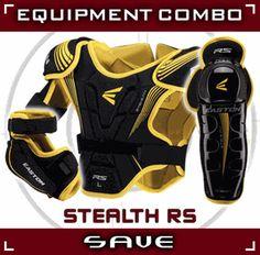 Easton Stealth RS Yth. Hockey Equipment Combo