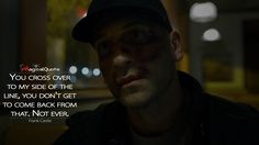 Discover and share the most famous quotes from the TV show Daredevil. Tv Show Quotes, Movie Quotes, True Quotes, Motivational Quotes, The Punisher Quotes, Joker Quotes, Porter Gage, Punisher Netflix, Frank Castle Punisher