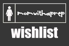 Momwithaprep's wishlist of things for emergency preparedness, survival, homesteading, self sufficiency and more! See my main board for other topics in emergency preparedness.