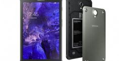 #Samsung'dan suya toza dayanıklı tablet: #GalaxyTabActive