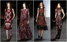 MS. FABULOUS: NYFW: Vivienne Tam Fall 2016 - Turkish Redux fashion design, indie clothing, style, beauty