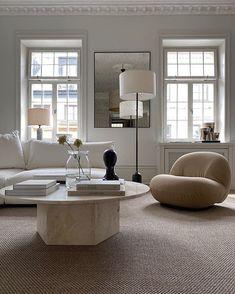 Dream House Interior, Home Interior, Interior Design Living Room, Home Room Design, Dream Home Design, House Design, Living Room Modern, Living Spaces, Living Room Decor