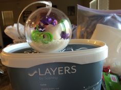 Ornament gift idea using Washer Whiffs & a bar sample!!! Order at Swsunga.scentsy.us