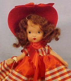 Thursday's Child Nancy Ann Storybook Doll 183 Bisque Fairyland Vintage OB