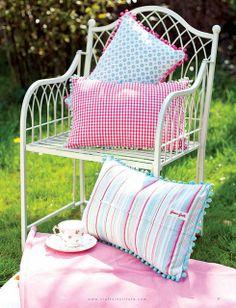 Tea Towel Cushions