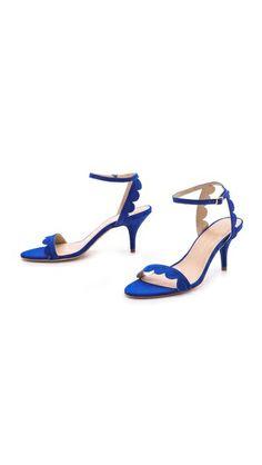 fab scalloped kitten heels