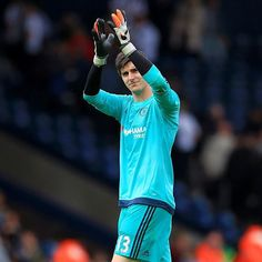'I think in the last few weeks we've played some good football.' - @thibautcourtois  #CFC #Chelsea #Courtois