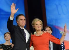Ann Romney, wife of 2012 Republican presidential hopeful Mitt Romney, talked about her husbands loss and her sons political prospects Thursday on CBS This Morning. In her first solo interview since the 2012 election, Romney said she had no regrets about Mitts presidential run.