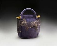 Felted Purse - Lisa Klakulak