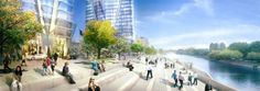 Hermitage Plaza | Projects | Foster + Partners
