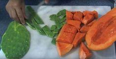 Esta salada ajuda a limpar os intestinos, contribuindo para reduzir o peso e para regular a acidez no estômago.Ela é rica em vitaminas, minerais e fibras.É difícil pensar num corpo sadio sem o consumo regular de saladas, não é mesmo?